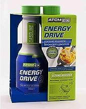 Atomex Energy Drive. Power amplifier for gasoline engine (aluminum bottle 250 ml)
