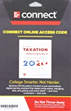 Connect Access Card for McGraw-Hill's Taxation of Individuals 2020 Edition