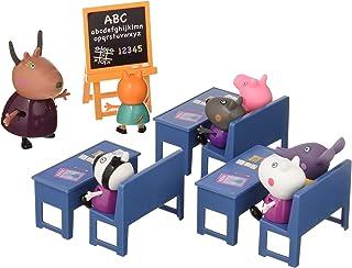Peppa Pig - Playset Vamos al Cole