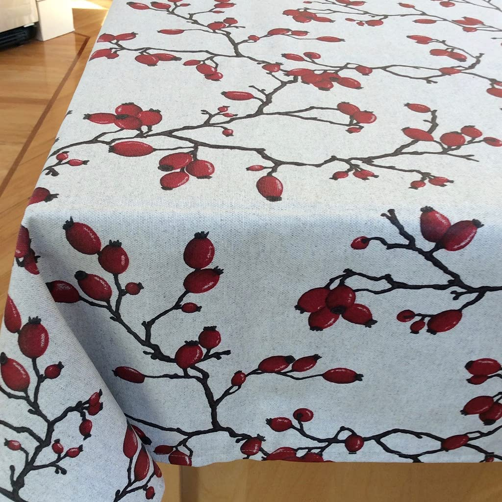 Long Beach Mall Amelie Michel Wipe-Clean French Tablecloth Ranking TOP16 in Eglantier Branch N