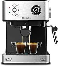 Cecotec Power Espresso 20 Professionale Cafetera. 20 Bares,