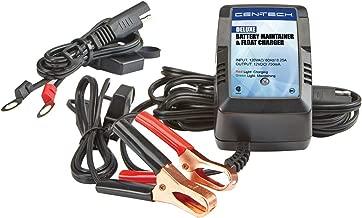 Best cen tech battery float charger Reviews