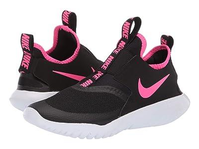 Nike Kids Flex Runner (Big Kid) (Black/Hyper Pink/White) Kids Shoes