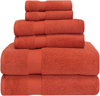 Best burnt orange colored bath towels Reviews