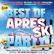 Best of Aprés Ski Party;40 Stimmungshits; Mich hat ein Engel geküsst; Ein Prosit; Hulapalu; Johnny Däpp; Atemlos durch die...