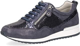 bfbff0cc9f697 CAPRICE 23600-22 Women Casual lace-up,Trainer,Sneaker,Low Shoes