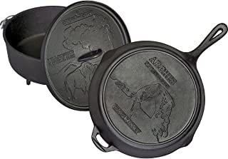 Camp Chef Kitchen Supplies/Dishes Frying Pans/cookware for Outdoor/Dutch Oven · Cooker, Made of Cast Iron