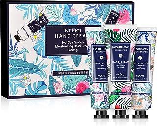 Hand Cream For Very Dry Hands,3PCS Hand Cream Nourishing Anti-crack Hand Care Cream, Handrepair Intensive Restoring Hand C...