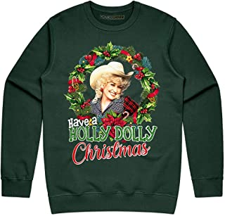 Best holly dolly christmas sweatshirt Reviews
