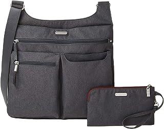 حقيبة باغاليني الكلاسيكية الجديدة على المسار مع سوار الهاتف RFID
