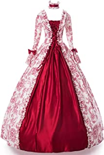 Medieval Renaissance Queen Arwen Christmas Holiday Dress Ball Gown Theatrical Cosplay Clothing