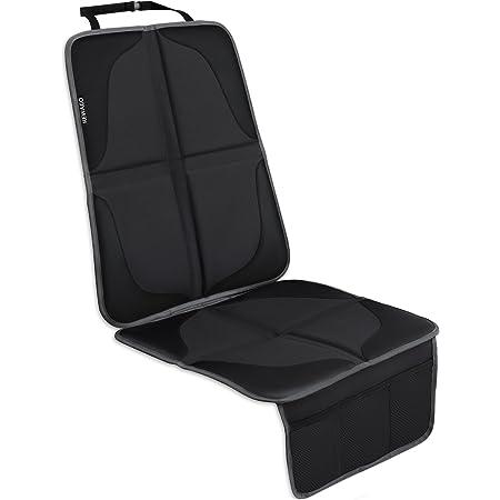 Kewago Premium Kindersitzunterlage Autositzauflage Autositzschoner Isofix Geeignet Autositz Unterlage Schutzunterlage Universal Sitzunterlage Für Kindersitz Und Babyschale Baby