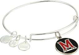 Color Infusion University of Maryland Logo II Bangle