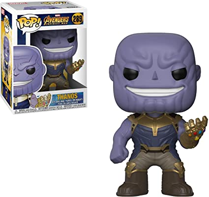 Avengers Infinity War Thanos Funko Pop Marvel Amazon Ca Toys Games