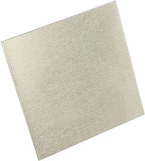 Nikkelplaat Puur Nikkelblad Geschikt Voor Galvaniseerapparatuur, 100 X 100 Mm Dikte 0.8-10Mm,Thickness 10mm