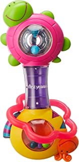 The First Years LC23098 Shakin Rattle with Shell (1 Piece)