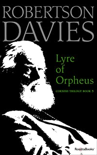 Lyre of Orpheus (Cornish Trilogy Book 3)