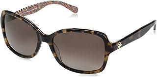 نظارات شمسية من كيت سبيد باطار اخضر 28 ملم
