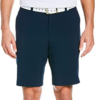 PGA TOUR Men's Flat Front Active Waistband Cargo Short