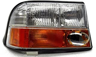 GMC Replacement Headlight Assembly (with Fog Light) - 1-Pair