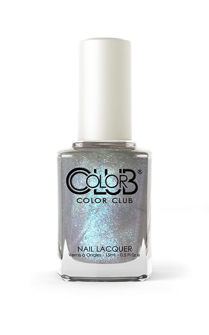 悲観主義者怒って合図Color Club Lacquer - Shine Shifter Collection Spring 2018 - Glow Get 'Em - 15 mL / 0.5 oz