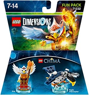 Lego Dimensions Chima Eris Fun Pack