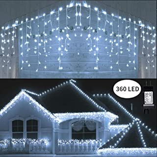 Best heart icicle lights Reviews