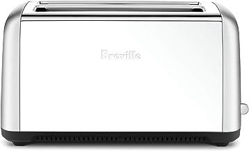 Breville 4 Slice Toasters, Stain Less Steel, LTA650BSS