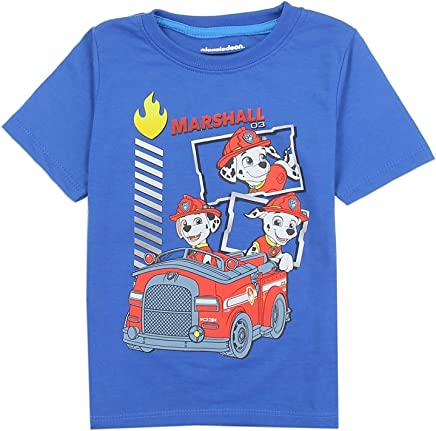 Paw Patrol Boys Toddler Graphic Kids T-Shirt