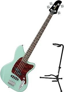Ibanez TMB100 Talman 4 String Electric Bass Mint Green w/ Stand