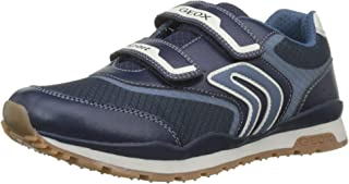 GEOX J Pavel A Mesh Boys Trainers/Shoes