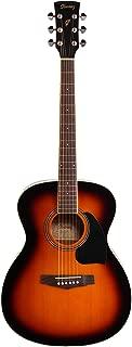 Ibanez Performance Series PC15 Grand Concert Acoustic Guitar Vintage Sunburst