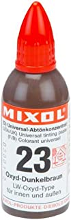 Mixol Universal Tints, Oxide Dark Brown, 23, 20 ml