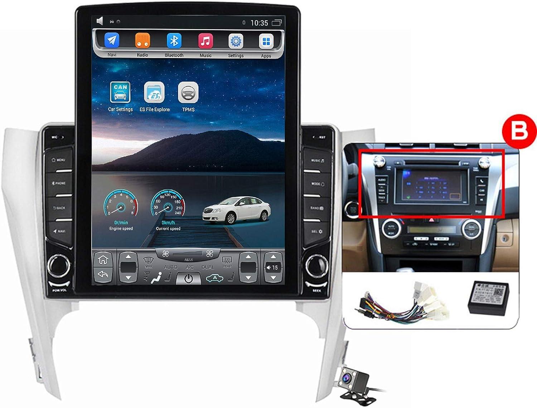 Car Washington Mall Stereo Android 9.0 Radio for Navi 2012-2014 Camry GPS Toyota price