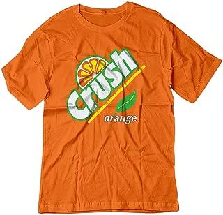 Youth Orange Crush Carbonated Soda Beverage Vintage Shirt