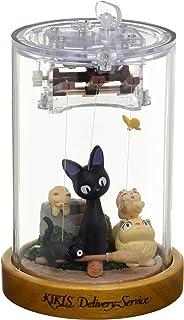Studio Ghibli puppet music box Majo Kiki's delivery service Jiji by Sekiguchi