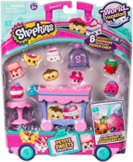 Shopkins World Vacation (Europe) - Petite Sweets Collection