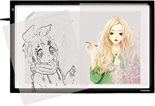 Huion A2 26.77 Inches Large Thin Light Box Drawing Light Board Tracing Light pad with Adjustable Brightness for Artcraft, Animation, Sketching, Tattoo Transferring