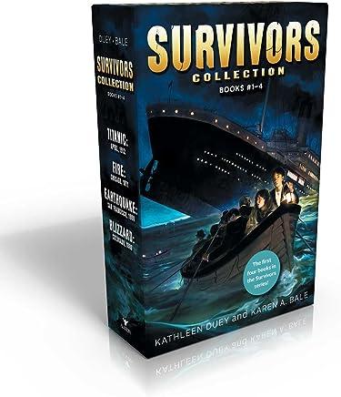 Survivors Collection: Titanic / Fire / Earthquake / Blizzard