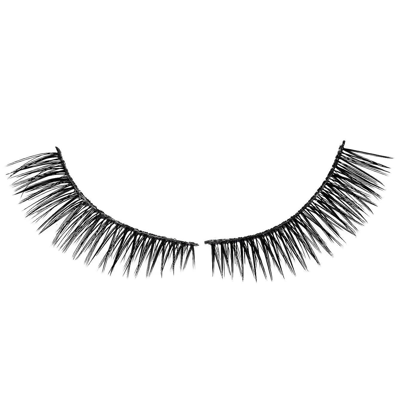 ベテラン竜巻バタフライSODIAL 1組つけまつげ人工睫毛自然美容メイクつけまつげ018