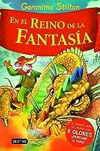 Stilton: En el reino de la fantasía: ¡Libro con olores! (Geronimo Stilton)