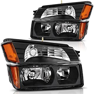2002 chevy avalanche headlights