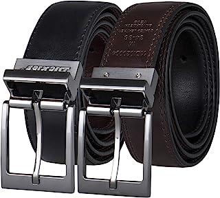Men's Casual Reversible Belt