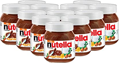 Nutella Chocolate Hazelnut Spread with Cocoa - 12 Pack, 12 x 400 g