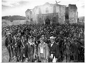 GREATBIGCANVAS Poster Print The Alamo - Movie Still by 16