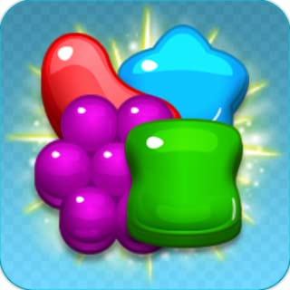 Candy: Match Three Game Free && New Adventure: matching games for kids and boys && girls free boosts + Crush Cute Candy Ba...