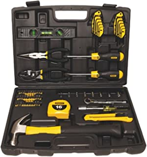 (Ship from USA) Stanley 94-248 (65-Piece) Homeowner's Tool Kit /ITEM NO#8Y-IFW81854163160