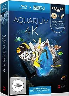 Aquarium 4K (UHD Stick in Real 4K) - Limited Edition [Blu-ray]