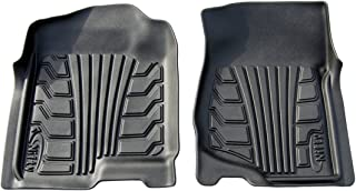 Lund 283085-G Catch-It Vinyl Grey Front Seat Floor Mat - Set of 2