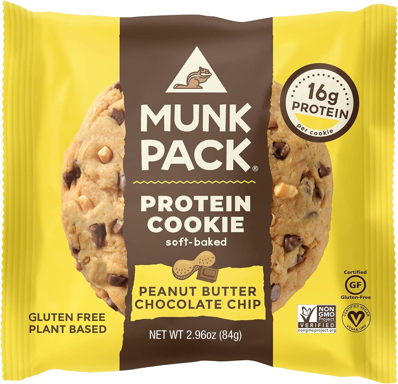 Munk Pack - Chip de chocolate de mantequilla de cacahuete de ...